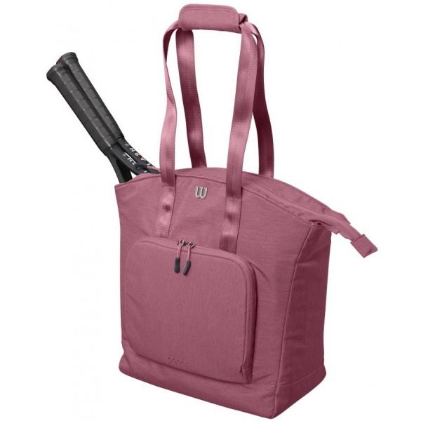 Wilson Womens Tennis Tote Bag (Wine)