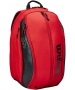 Wilson RF (Federer) DNA Tennis Backpack (Red/Black) - Wilson Tennis Bags