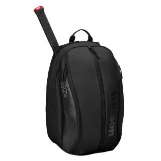Wilson RF (Federer) DNA Tennis Backpack (Black)