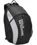 Wilson Federer Team Tennis Backpack (Black) - Wilson Tennis Bags