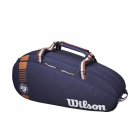 Wilson Limited Edition Roland Garros Clay Team 6 Pack Tennis Bag - Wilson Tennis Gear