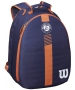 Wilson Limited Edition Roland Garros Clay Tour Tennis Backpack - Wilson Tennis Bags