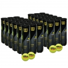 Wilson US Open Extra Duty Tennis Ball 2-Case (4-Ball Cans) - New Accessories