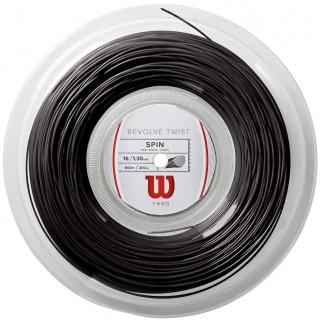 Wilson Revolve Twist 16g Grey Tennis String (Reel)