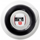 Wilson Sensation Plus 17g Black Tennis String (Reel) -