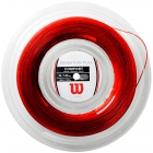 Wilson Sensation Plus 16g Red Tennis String (Reel) -