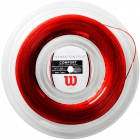 Wilson Sensation Plus 17g Red Tennis String (Reel) -