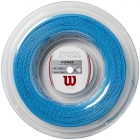 Wilson Synthetic Gut Power 16g Blue Tennis String (Reel) - Wilson Tennis String