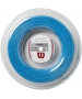 Wilson Synthetic Gut Power 16g Blue Tennis String (Reel) - Tennis String Categories