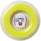 Wilson Synthetic Gut Power 16g Yellow Tennis String (Reel) -
