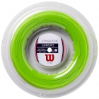 Wilson Sensation 16g Neon Green Tennis String (Reel) - Tennis String Type
