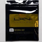 Luxilon Natural 120 Tennis String (Set) - Polyester Tennis String