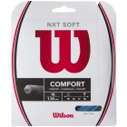 Wilson NXT Soft 16g Blue Tennis String (Set) - Wilson Tennis String