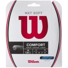 Wilson NXT Soft 16g Silver Tennis String (Set) - Wilson Tennis String