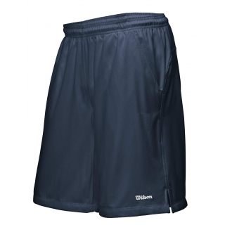 Wilson Men's Basic Woven Short (Navy)
