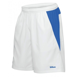 Wilson Men's Blow Away Short (Wht/ Roy)