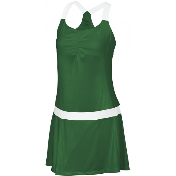 Wilson Women's Tea Lawn Dress (Forest)