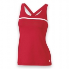 Wilson Women's Team Tennis Tank (Red/White) - Women's Tops