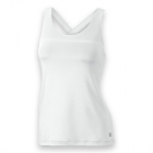 Wilson Women's Team Tennis Tank (White/White) - Women's Tops