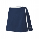 Wilson Women's Team Tennis Skirt (Navy/White) - Women's Shorts