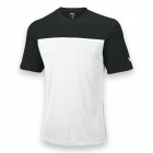 Wilson Men's Team Tennis Crew (Black/White) - Wilson