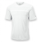 Wilson Men's Team Tennis Crew (White/White) - Wilson