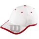 Wilson Brand Hat (White) - New Style Tennis Apparel