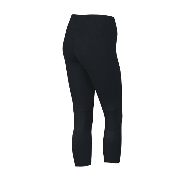 Wilson Women's Rush Capri II Tennis Tight (Black)