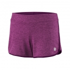 Wilson Girl's Core 3.5 Inch Tennis Short (Very Berry/Dark Purple) - Wilson Junior Tennis Apparel for Boys & Girls