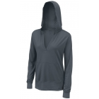 Wilson Women's Condition Tennis Training Cover-up (Turbulence) - Wilson Women's Tennis Apparel