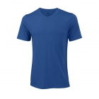 Wilson Men's Spring Condition Tennis Tee (Prince Blue) - Men's Tennis Apparel