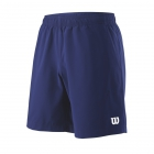 Wilson Men's 8 Inch Team Tennis Short (Blue Depths) [Sale] - Men's Shorts