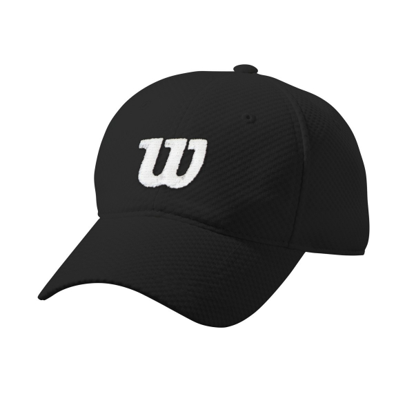 Wilson Summer II Tennis Cap (Black)
