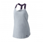 Wilson Women's UWII Vignette Tennis Tank (Pearl Gray) - Clearance Sale. Up to 75% off Premium Tennis Gear