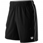 Wilson Men's Competition 8 Tennis Short (Black) - Wilson Men's Tennis Apparel