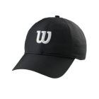 Wilson Ultralight Tennis Cap (Black) - Tennis Hats