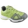 Wilson Rush Pro Junior Tennis Shoes (Green/ Graphite/ White)