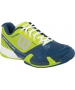 Wilson Mens Rush Pro 2.0 Hardcourt Tennis Shoes (Solar Lime/Pacific Teal/White) - Wilson Rush Tennis Shoes