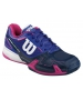 Wilson Women's Rush Pro 2.0 Tennis Shoes (Blue Iris) - Wilson Tennis Shoes
