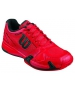 Wilson Men's Rush Pro 2.0 Tennis Shoes (Red/ Black) - Wilson Tennis Shoes