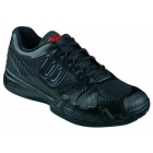 Wilson Men's Rush Pro 2.0 Tennis Shoes (Black) - Types of Tennis Shoes