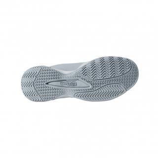 Wilson Junior Kaos QL Tennis Shoes (White/Pearl Blue/Black)