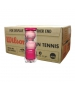 Wilson Intrigue All Court Pink Tennis Ball Half Case (36 Balls) - Tennis Accessories