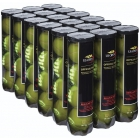 Wilson US Open Regular Duty Tennis Ball Case (4-Ball Cans) - Tennis Balls