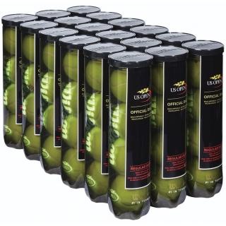 Wilson US Open Regular Duty Tennis Ball Case (4-Ball Cans)
