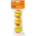 Wilson US Open Orange Ball 3 Pack - Tennis Accessories