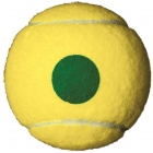 Wilson Starter Play Green Tennis Balls (4 Ball Can) - Junior Green Dot High-Visibility Training Tennis Balls
