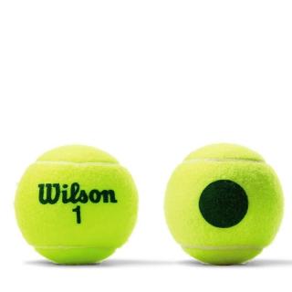 Wilson US Open Green Tournament Transition Tennis Ball Case (72 Balls)