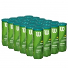 Wilson US Open Green Tournament Transition Tennis Ball Case (72 Balls) -