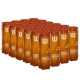 Wilson US Open Orange Tournament Transition Tennis Ball Case (72 Balls) - Cases of Tennis Balls